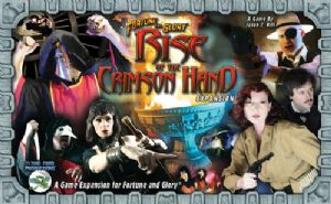 Fortune and Glory : The Cliffhanger Game - Rise of the Crimson Hand